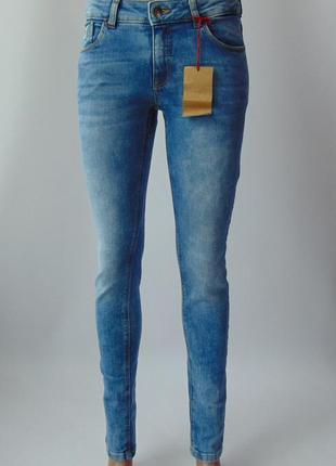 Джинсы clockhouse the super skinny jeans c&a германия евро 36