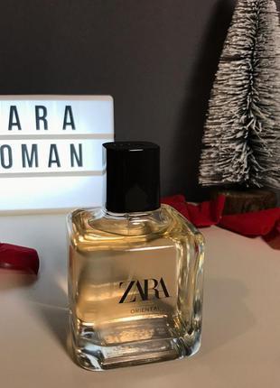 Zara oriental духи парфюмерия туалетная вода