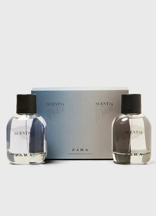 Zara scent #2 духи парфюмерия мужская туалетная вода