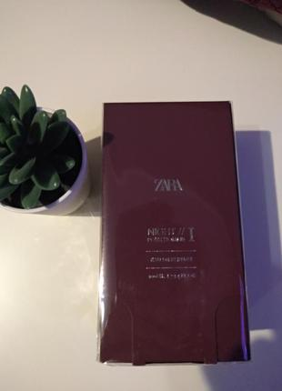 Zara night i pour homme духи мужские туалетная вода парфюм