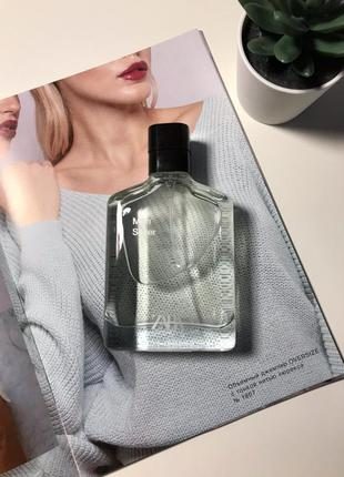 Zara silver man духи парфюмерия. туалетная вода