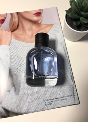 Zara scent 2 духи парфюмерия туалетная вода