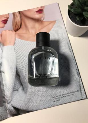 Zara scent 4 духи парфюмерия туалетная вода