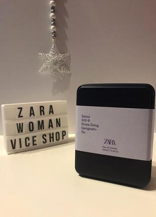 Zara seoul духи парфюмерия туалетная вода