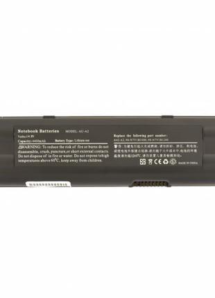 Аккумулятор Asus A42-A2 14.8V Black 4400mAh