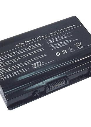 Аккумулятор Asus A42-T12 14.8V Black 4400mAh