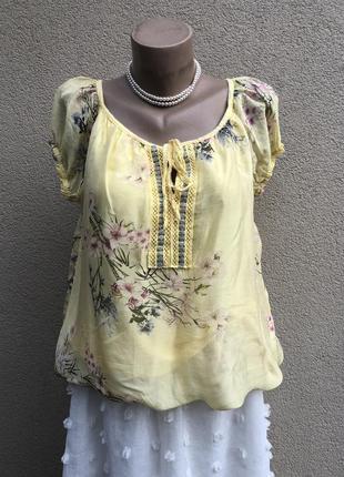 Шелковая блуза,рубаха реглан,кружево,этно,бохо стиль италия