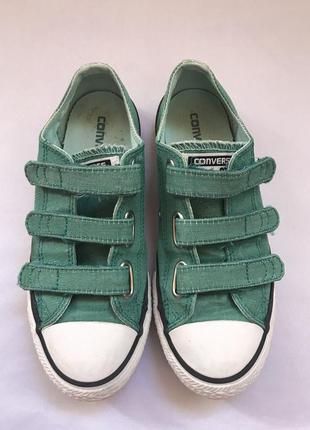 Кеды converse 33-34 размер , кроссовки