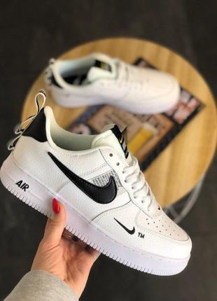 Кроссовки Nike Air Force 1 Utility White.
