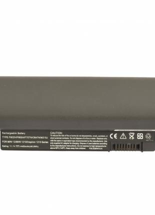 Аккумулятор Dell F707H Inspiron Mini 12 11.1V Black 4400mAh
