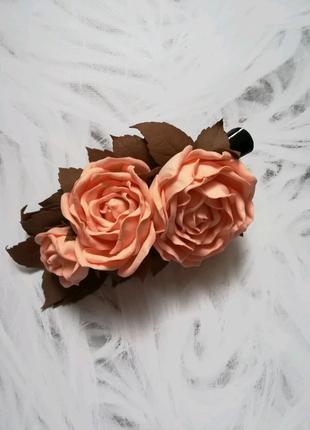 Ручна робота, троянди.