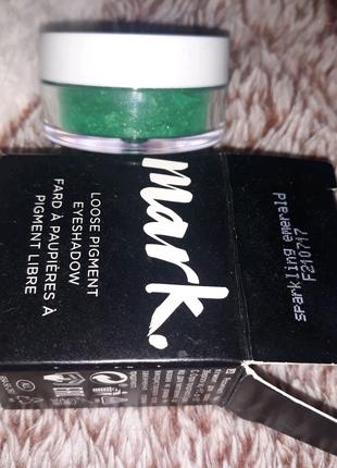 Рассыпчатые тени-пигмент Avon