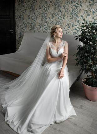 Продам свадебное платье 2019