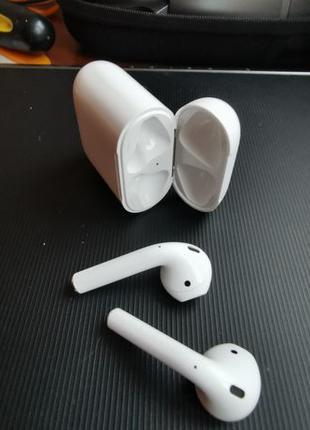 Airpods Bluetooth наушники , 100% original
