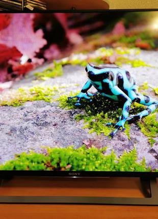Телевизор 43 Sony, 2017, full HD, smart tv, ip tv, WiFi, t2