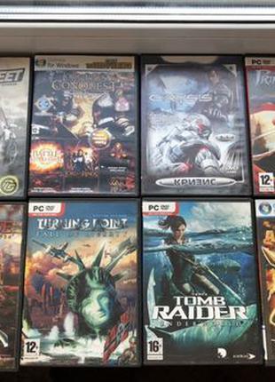 Продаю компьютерные игры
