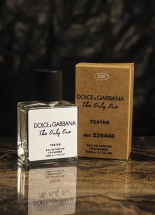 Духи Dolce&Gabbana THE ONLY ONE тестер