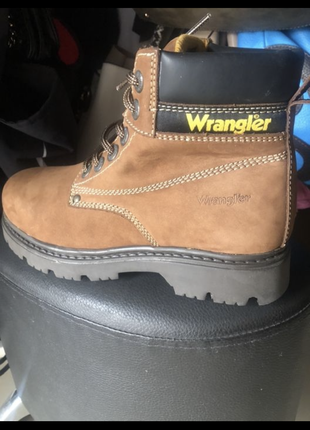 Ботинки#Оригинал#Wrangler