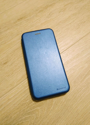 Xiaomi Redmi S2 чехол книжка синий