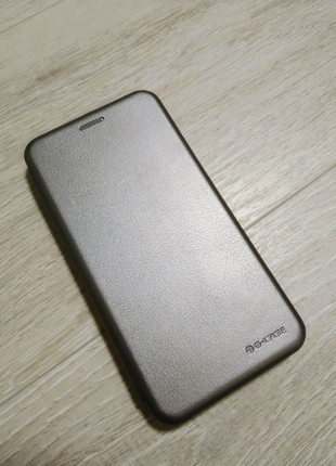 Xiaomi Redmi Note 5a чехол книжка серый