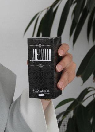Масло черного тмина Аль- Фатх, Al-Fath