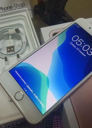 Apple iPhone 7 Plus 32Gb. Rose Gold ( neverlock ) от магазина,