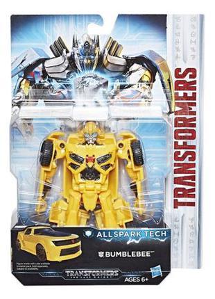 Трансформер Allspark Tech Бамблби Bumblebee оригинал Hasbro 17 см