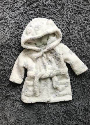 🌿 детский банный халат «disney»