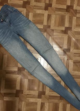 🌿 джинсы skinny
