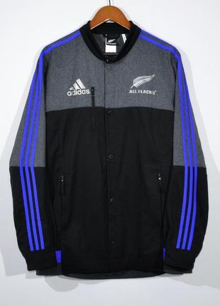 Ветровка adidas all black jacket