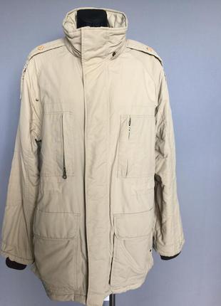 Демисезонная куртка на синтепоне fordocks l--48-50 размер.