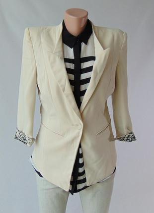 Пиджак с рукавом 3-4 vero moda м
