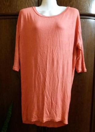 Платье .удлиненная футболка -vero moda- m распродажа    п25