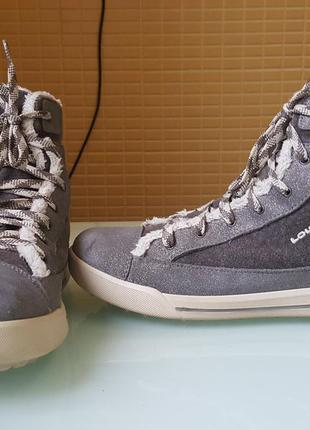 Горные фирменные ботинки lowa gore-tex original