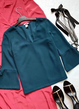 Интересная блуза h&m