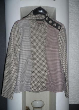 Zara ,стильная кофта р.м