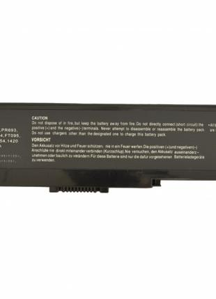Аккумулятор Dell WW116 Inspiron 1420 10.8V Black 5200mAh