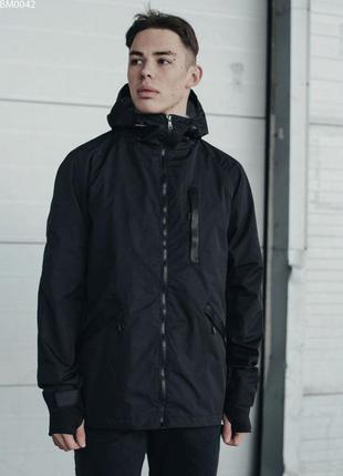Куртка staff snou black