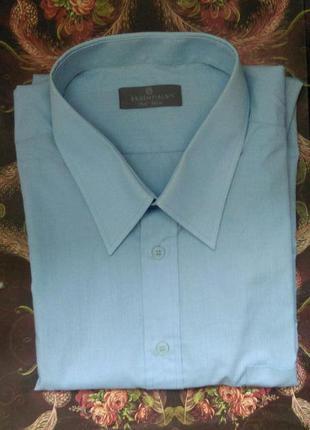 Модные рубашки сорочки  короткий рукав , большого размера,
