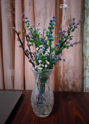 Продам цветы ручной работы