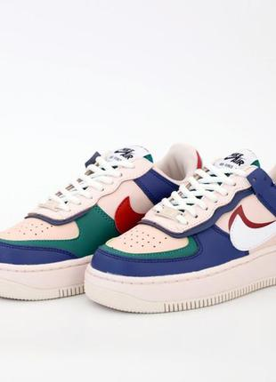 Nike air force шикарные женские кроссовки найк аир форс
