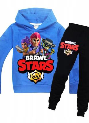 Новый спортивный костюм brawl stars размер 140