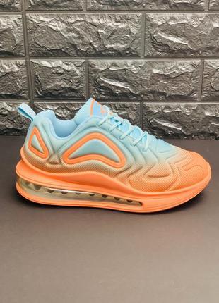 Яркие, стильные женские кроссовки air max 720 аир макс 720 кро...