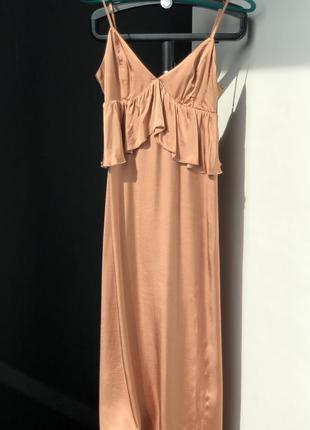 Платье h&m размер 40 l