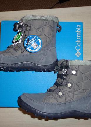 Новые зимние сапоги columbia minx shorty omni-heat waterproof