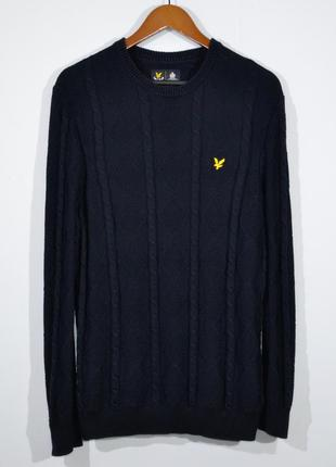 Свитер lyle scott jumper