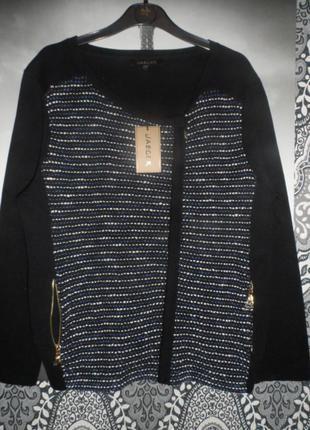 Jaeger ,стильная кофта пиджак,р.м-л,новая.