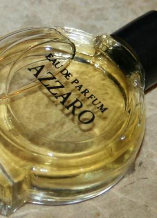 Винтажная миниатюра azzaro azzaro