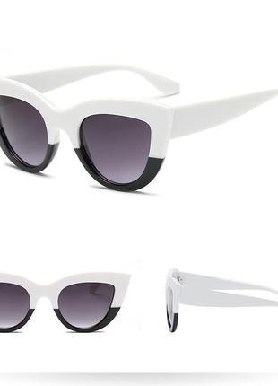 10 ультрамодные солнцезащитные очки кошачий глаз