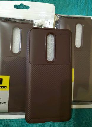 Противоударный чехол на Xiaomi Redmi